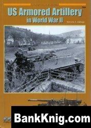 Книга Concord Armor At War Series 7044 US Armored Artillery in WW II pdf 113Мб