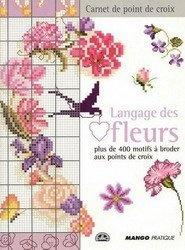 Книга Langage des fleurs
