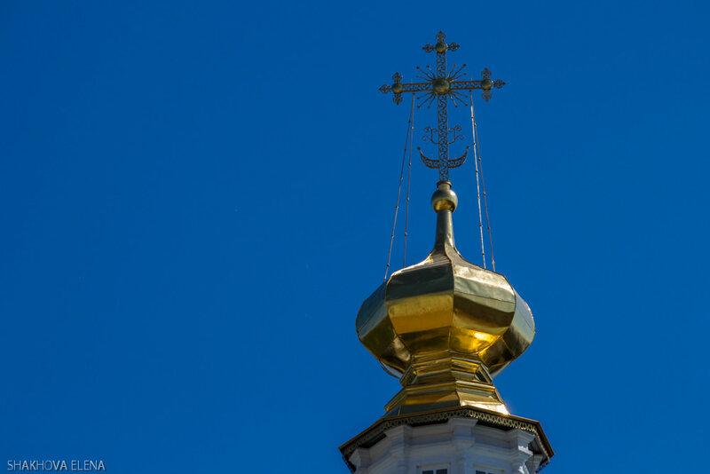 Воскресенский Ново-Иерусалимский ставропигиальный мужской монастырь