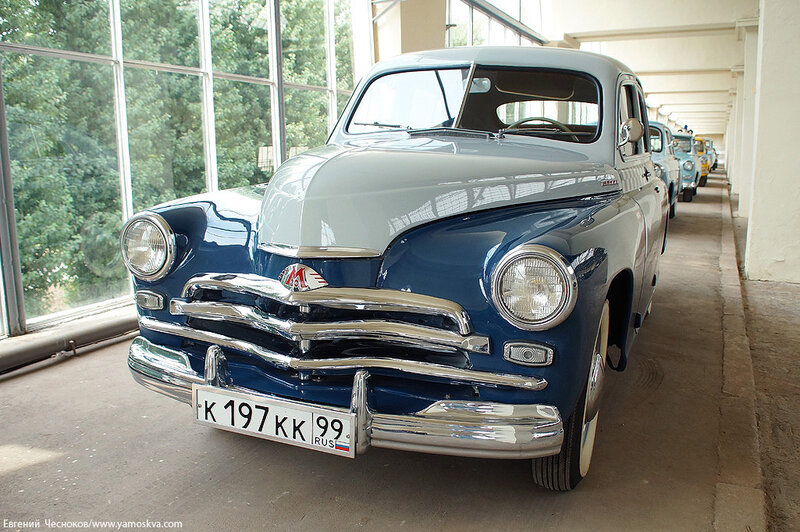 ВДНХ. Автопром. ГАЗ М 20А.1949 1958. 01.08.14.27..jpg