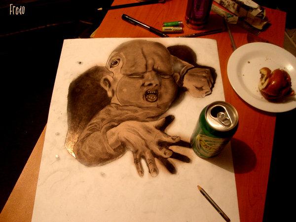 художник Fredo