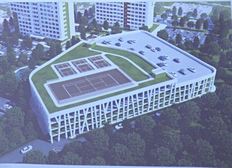Архитекторы Градсовета в пух и прах разнесли проект засвияжского жилого комплекса «Новая жизнь» Дамира Абдрахманова