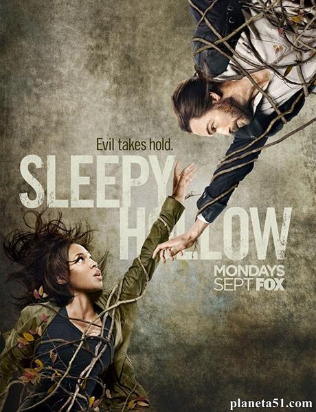 Сонная Лощина / Sleepy Hollow - Сезон 2, Серии 1-18 (18) [2014, WEB-DLRip | WEB-DL 1080p] (LostFilm)
