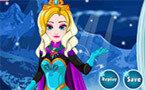 Эльза Стрижка - игра Холодное Сердце
