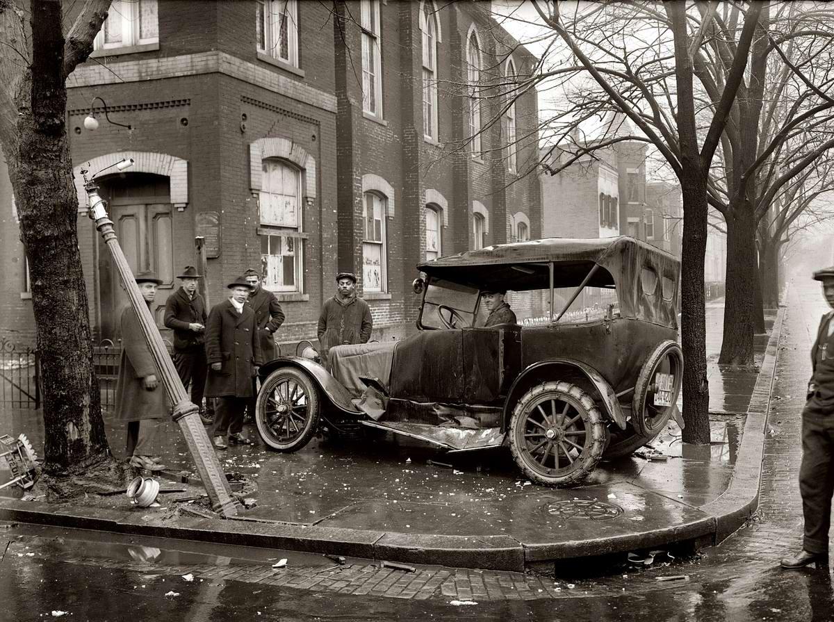 Эх, занесло: Подвела гололедица (1921 год) - 2