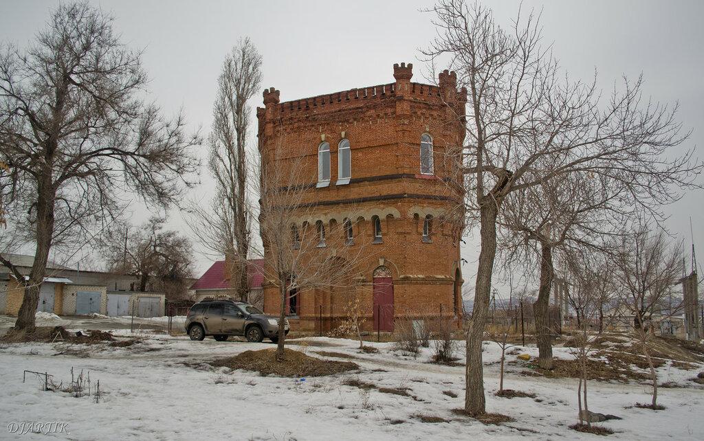 Водонапорная башня городского водопровода (1898 год)