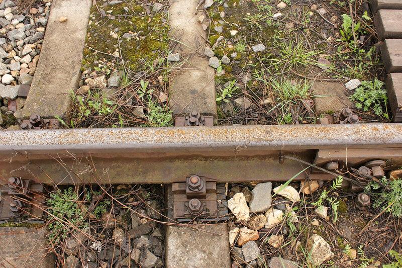 Накат под мостом Рижского хода на линии Лихославль - Вязьма
