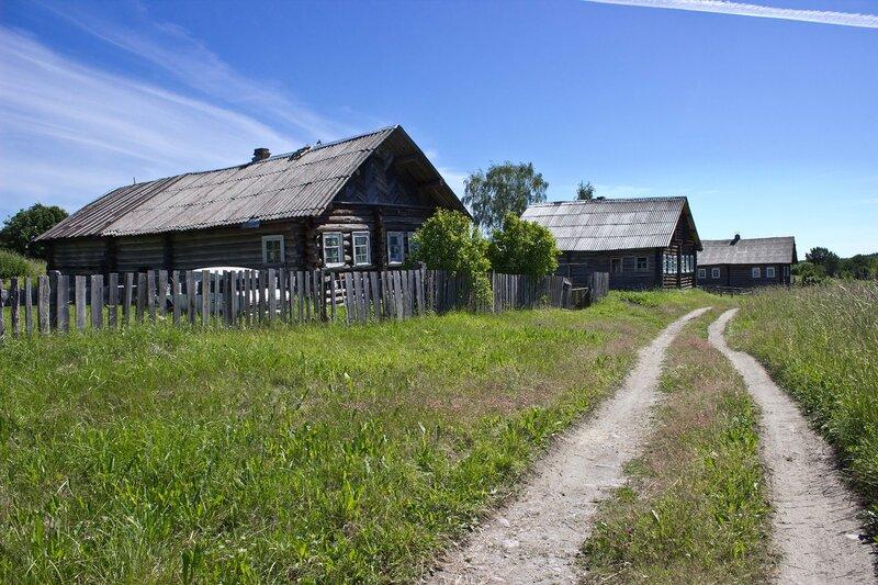 деревня Ковкойсельга