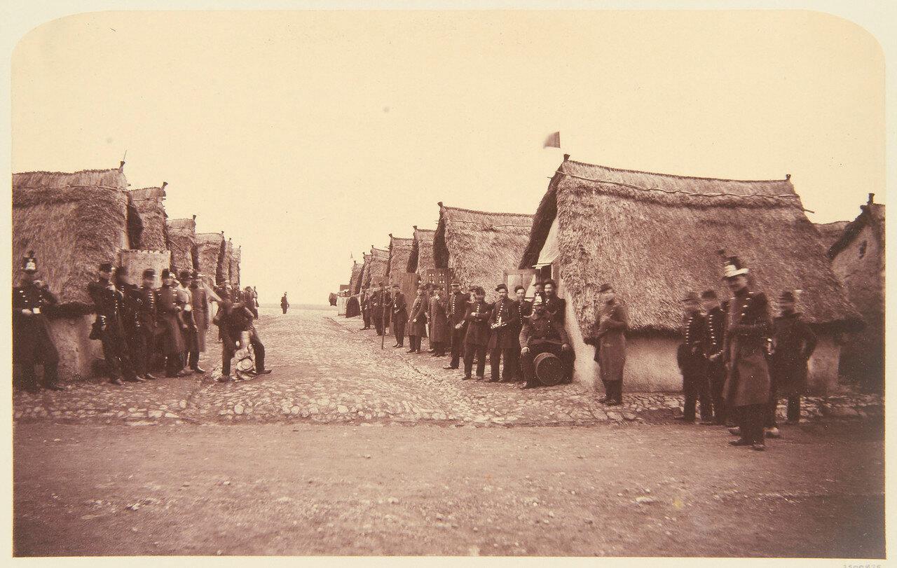 Лагерь в Булони
