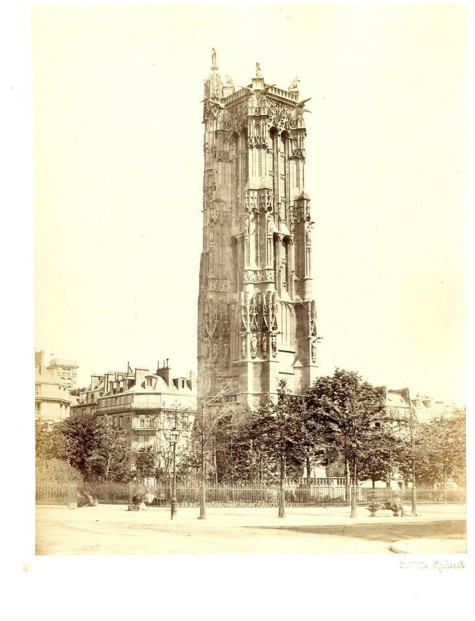 1889. Башня Сен-Жак