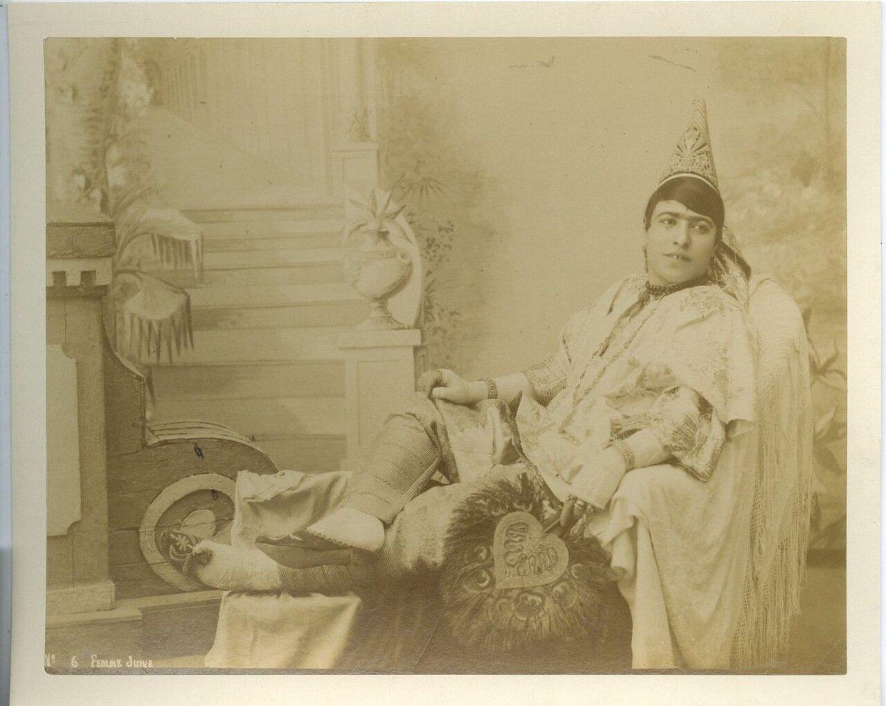 1885. Еврейка.