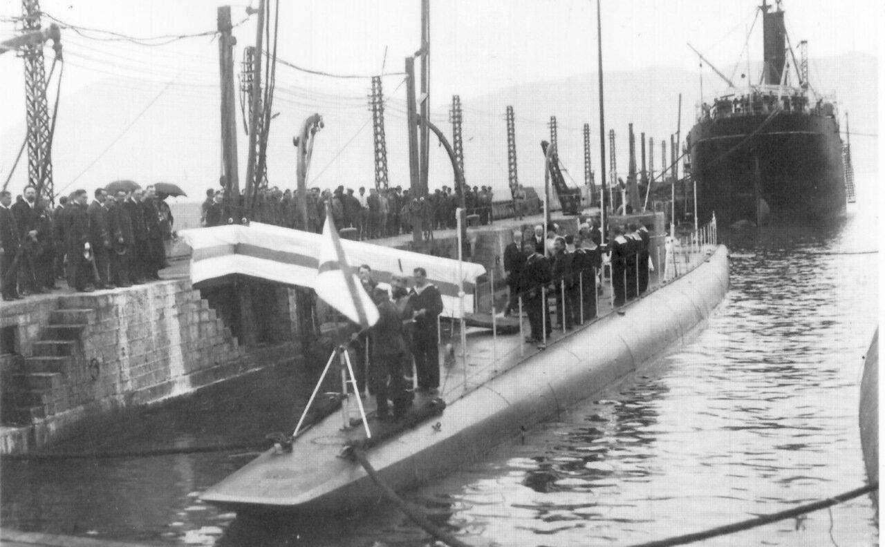 19. Подводная лодка Святой Георгий