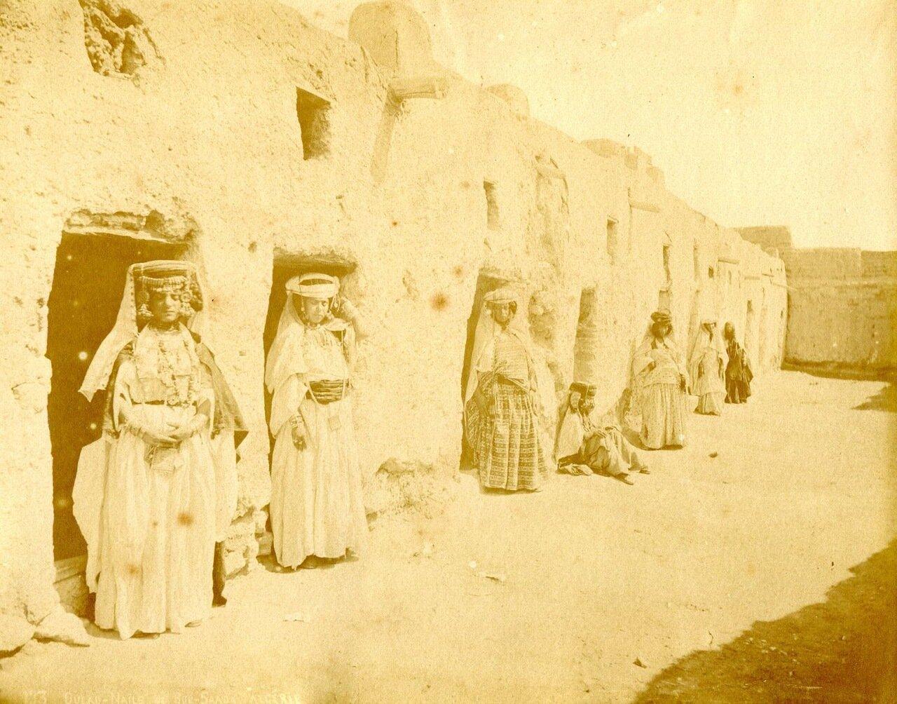 1880. Женщины Улед-Наиль
