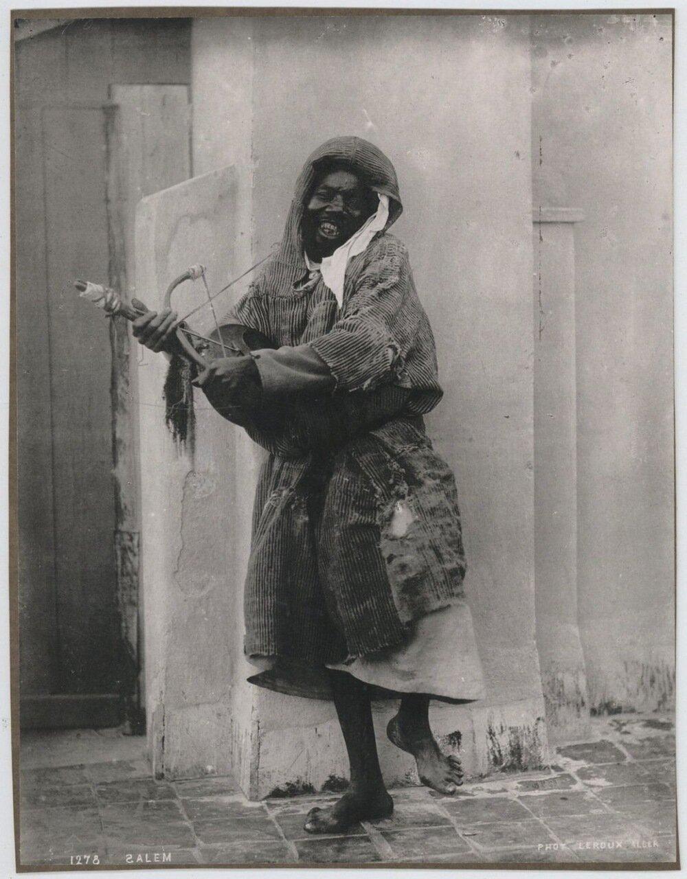 1890. Музыкант