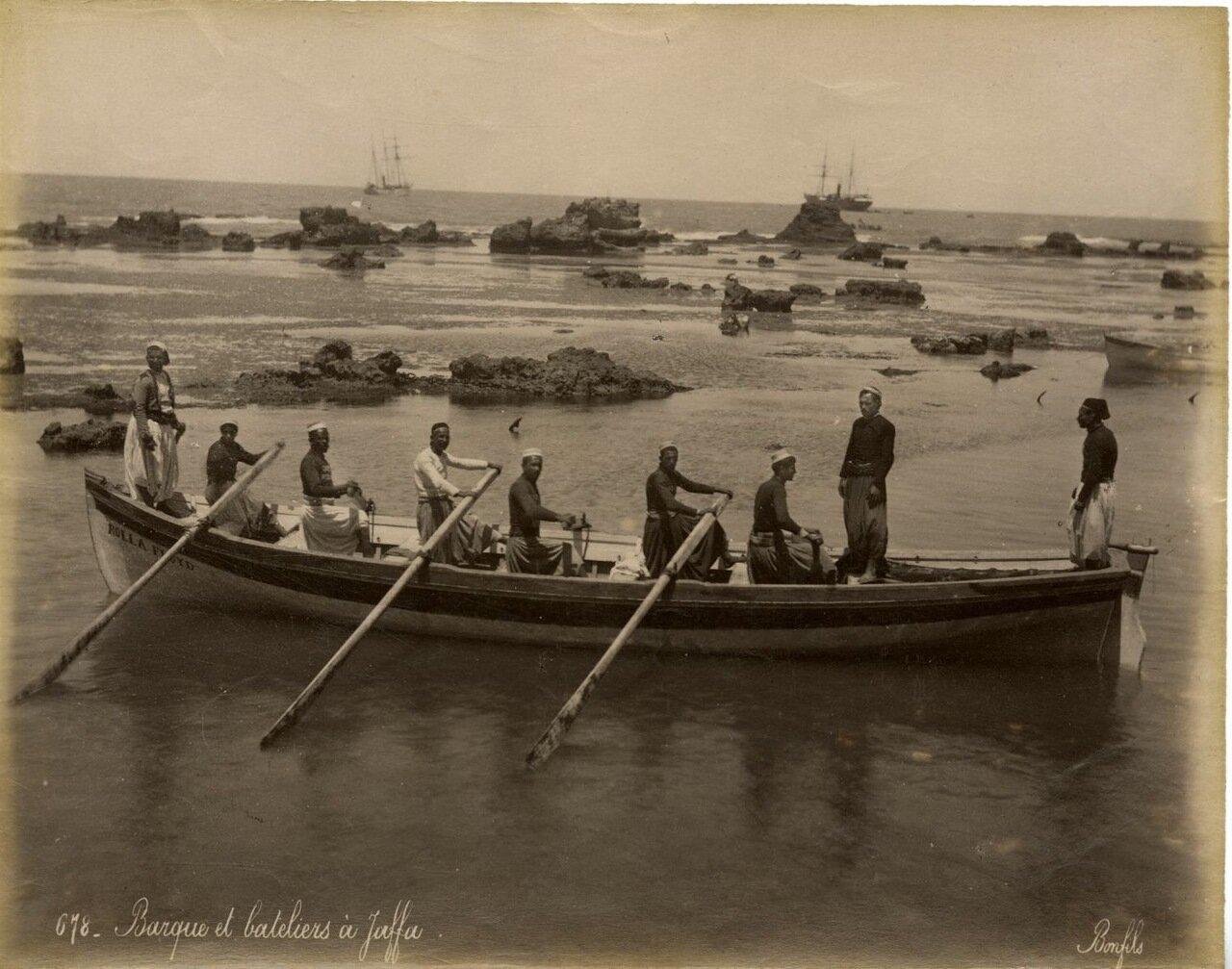 Рыбаки Яффо