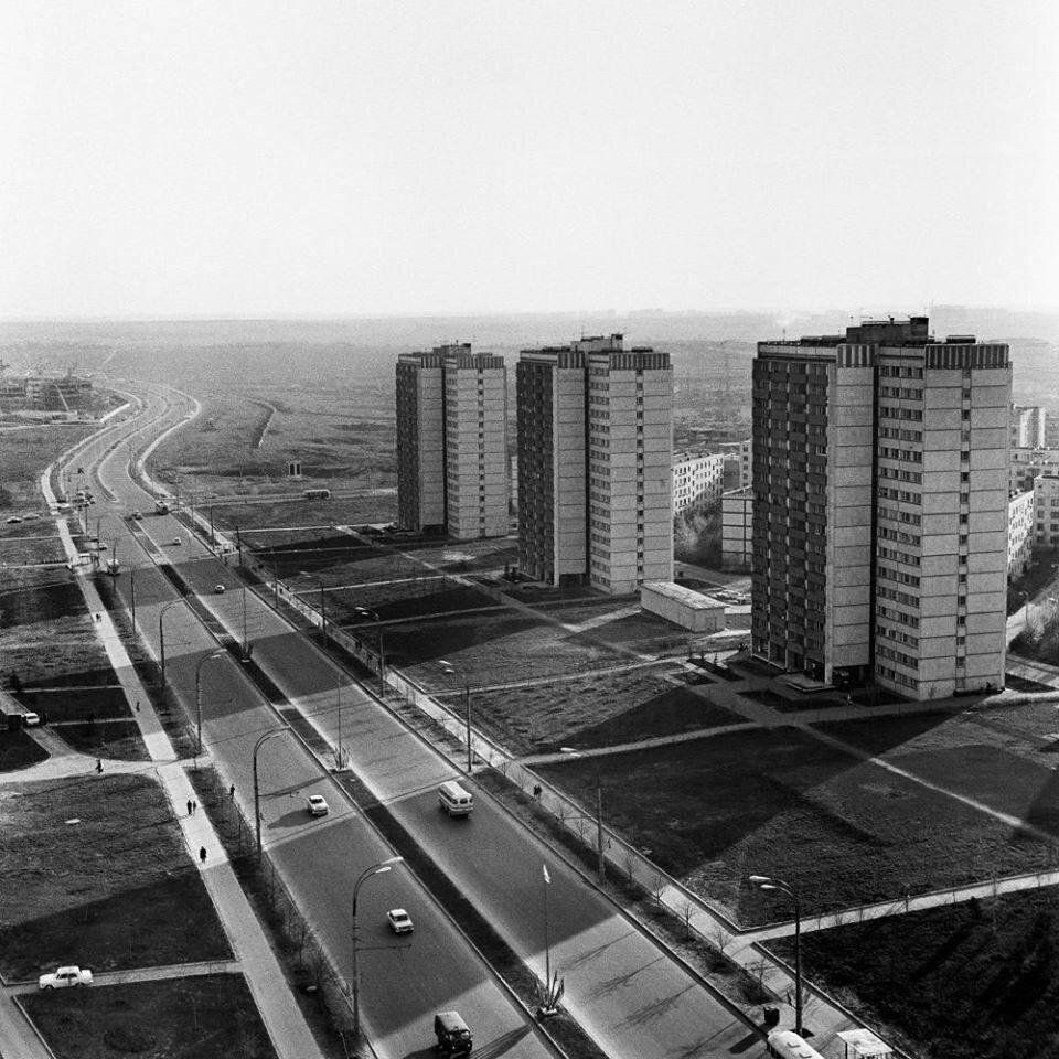1973. Проспект Вернадского