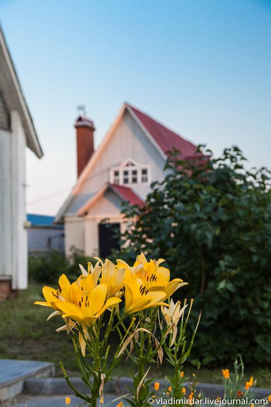 Келья. Свято-Васильевский монастырь в Суздале.