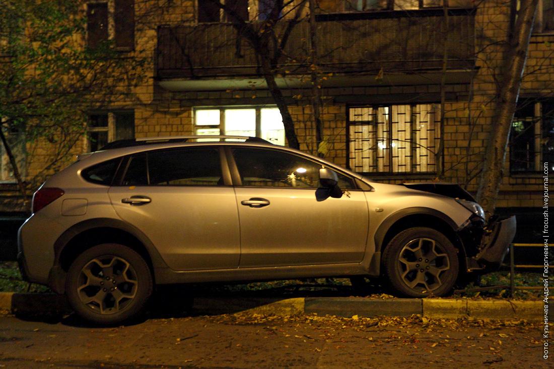 Subaru XV и ТП