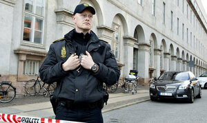 Был пойман стрелявший во Дворце юстиции в Милане