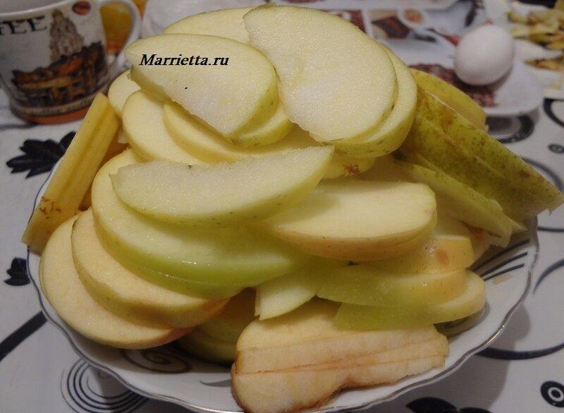 яблочный пирог7