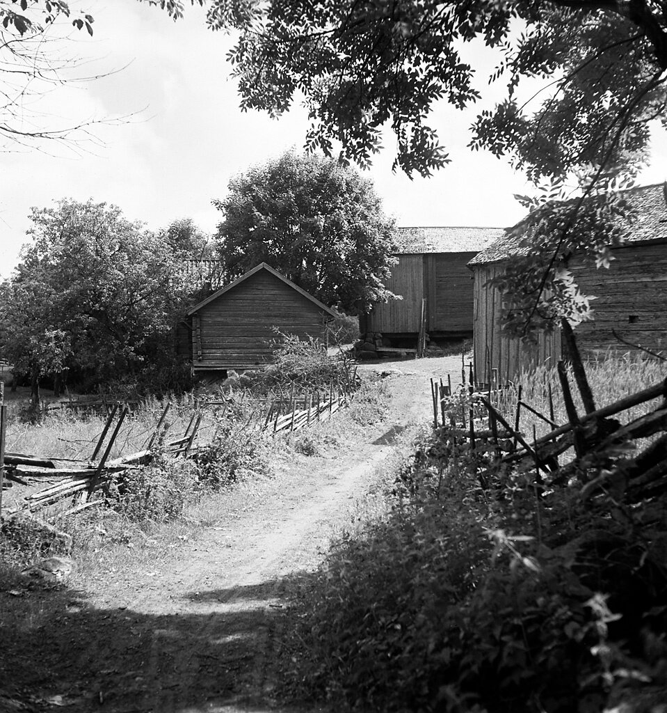 Kalmar, Oskarshamn, Döderhult, Småland, Byggnader-Jordbruk-Bondgård