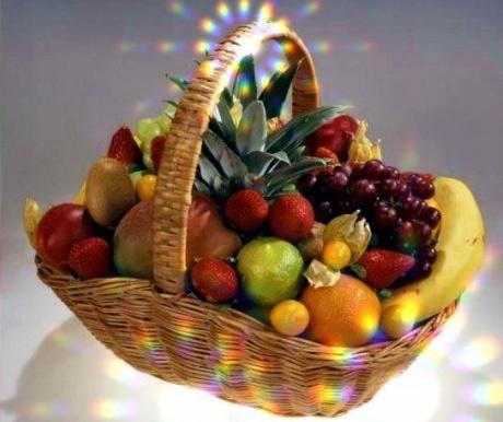 Подарочные корзины с фруктами или рог изобилия!