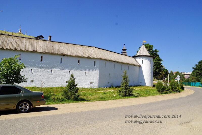 Круглая башня, Свято-Пафнутиев Боровский монастырь