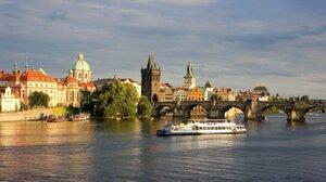Город золотой. Прага