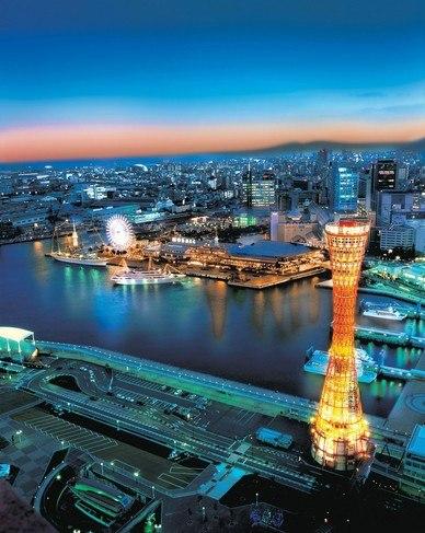 Регионы Японии - район Кансай