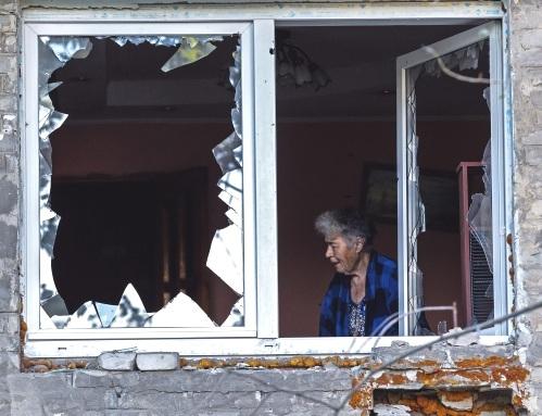 """вот с такими """"террористами"""" воюет украинская армия"""