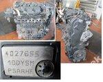Двигатель RHJ-DW10BTED4 2.0 л, 136 л/с на CITROEN. Гарантия. Из ЕС.