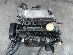 Двигатель Z16SE 1.6 л, 84 л/с на OPEL. Гарантия. Из ЕС.