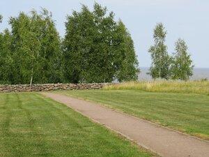 Достопримечательности деревни Коростынь - немецкое кладбище