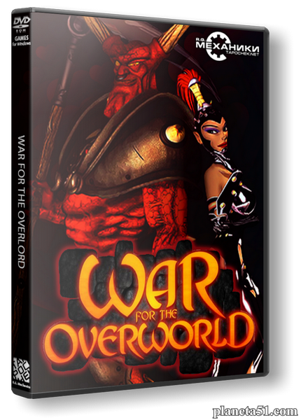 War for the Overworld [v 1.0.25] (2015) PC | RePack от R.G. Механики
