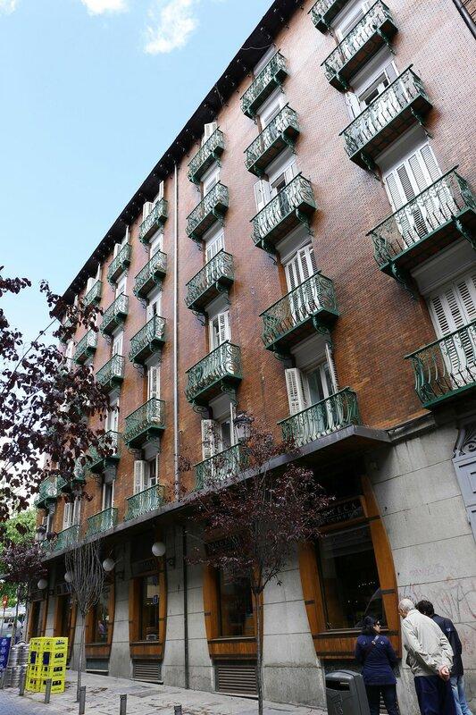 Мадрид. Улица Прадо (Calle Prado)