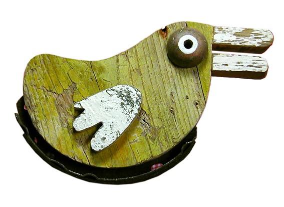 Дизайнерские игрушки от студии Mook. Карло Нанетти и Франческа Крисафулли - для детей и взрослых