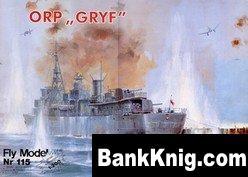 Журнал Fly Model №115 - Destroyer ORP Gryf