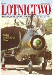 Журнал Lotnictwo Aviation International 1994-7