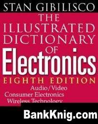 Книга The Illustrated Dictionary of Electronics rar, pdf 4,9Мб