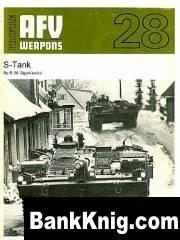 Книга Profile - AFV-Weapons Profiles. #028. S-Tank pdf  16,29Мб