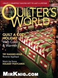 Журнал Quilter' s World - December 2006