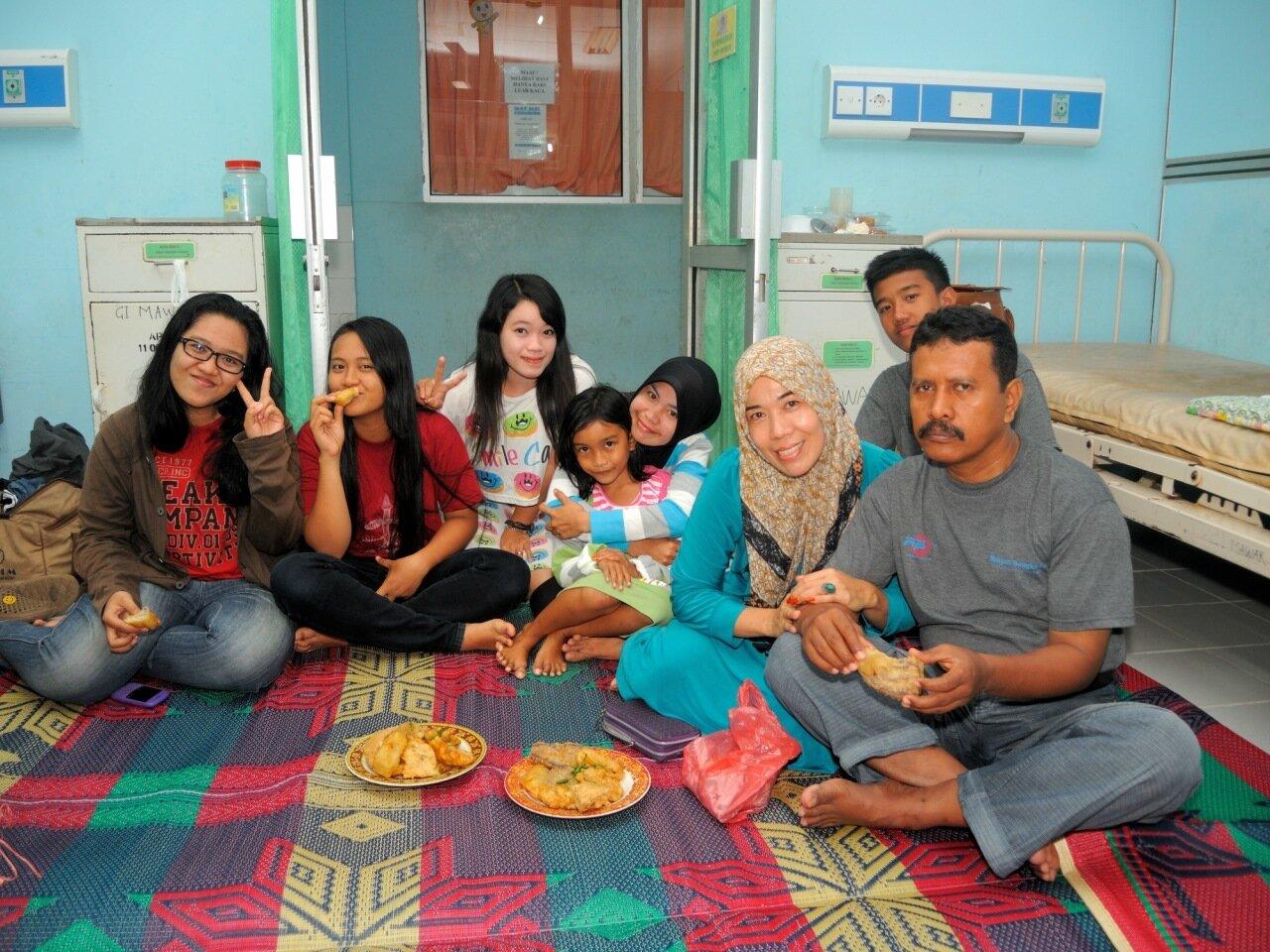 индонезийская больница