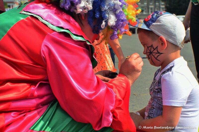 Счастливое детство, Саратов, Театральная площадь, 23 августа 2014 года