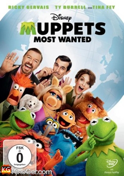 Muppets Most Wated (2014)