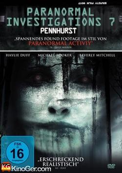 Paraormal Investingatinos 7 Pehurst (2012)