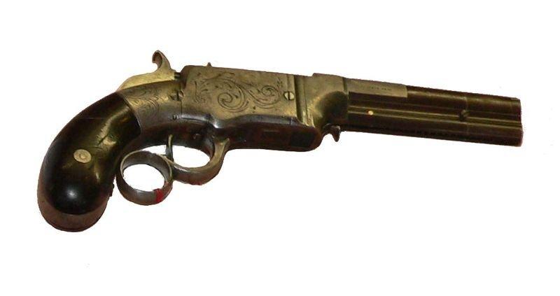 оружия со скобой Генри.