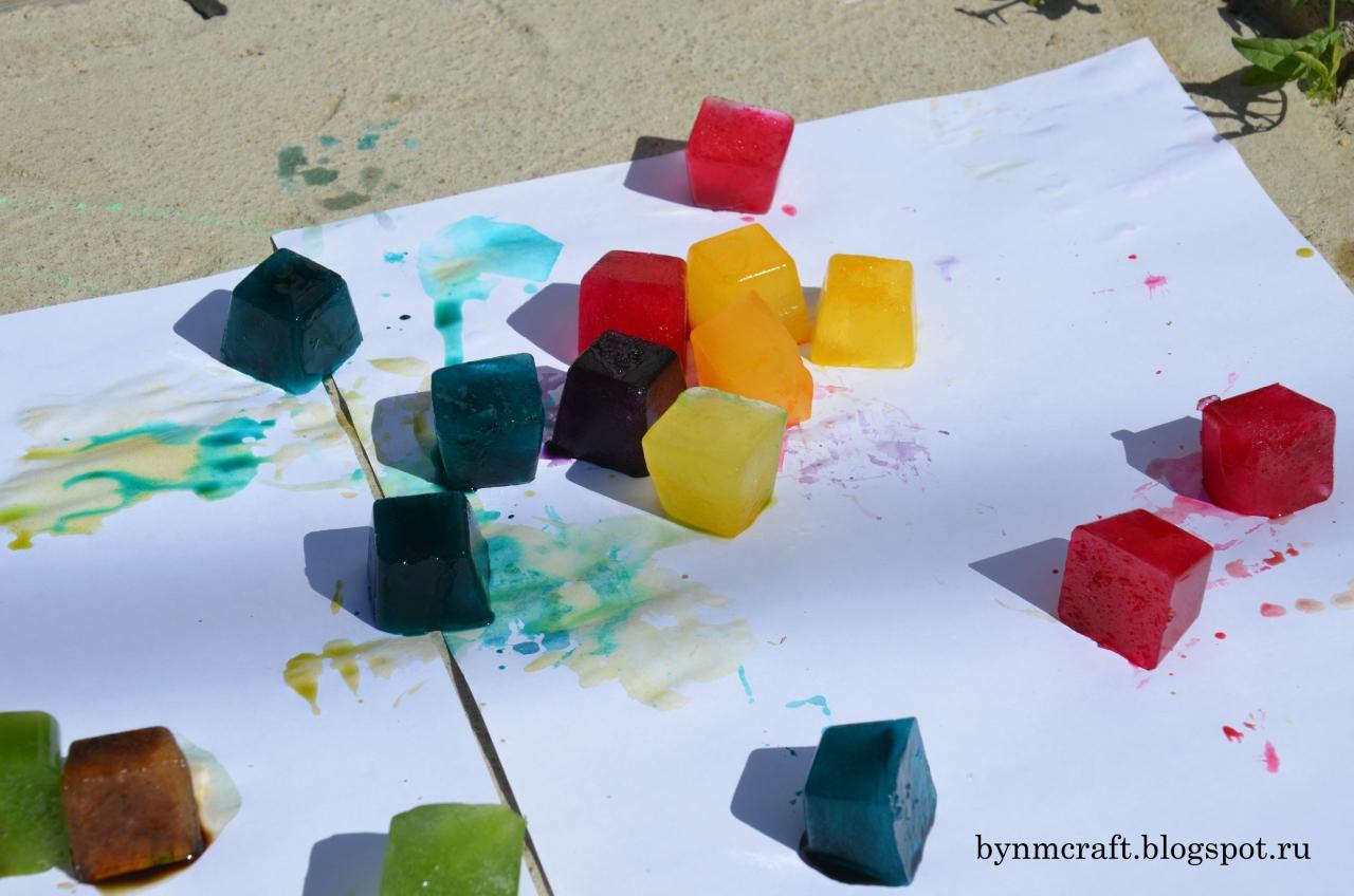 Игры рисуем песком и водой играть