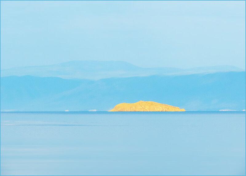 Есть остров золотой
