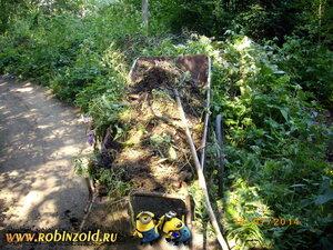 садовая тележка