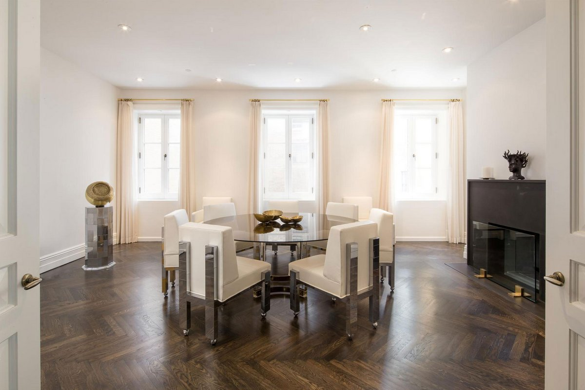 The Carhart Mansion, особняк в Нью-Йорке, элитная недвижимость Нью-Йорк, обзор особняка Carhart Mansion, купить дом на Манхэттене, 34 миллиона долларов